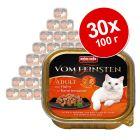 Экономупаковка Animonda vom Feinsten Adult беззерновой в соусе 30 x 100 г