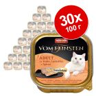 Экономупаковка Animonda vom Feinsten Adult паштет 30 x 100 г