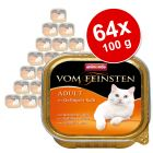 Animonda vom Feinsten Adult 64 x 100 g