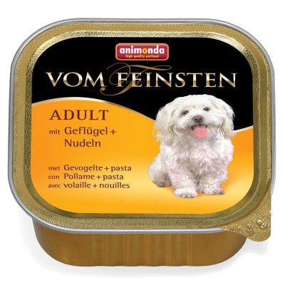 Animonda Vom Feinsten Adult 22 x 150 g - Pack mixto