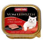 Animonda vom Feinsten Adult 6 x 100g pour chat
