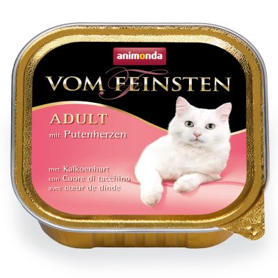 Animonda vom Feinsten Adult 6 x 100 g pour chat