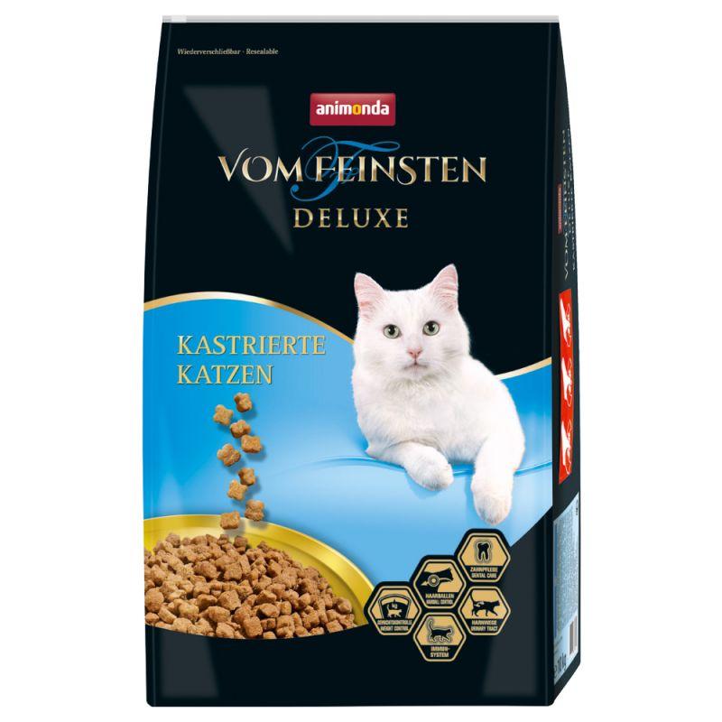 Animonda vom Feinsten Deluxe ivartalanított macskáknak