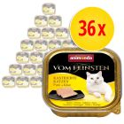 Animonda vom Feinsten for Neutered Cats 36 x 100 g