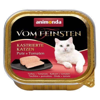 Animonda vom Feinsten for Neutered Cats  6 x 100 g