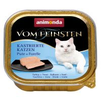 Animonda vom Feinsten for Neutered Cats 6 x 100g