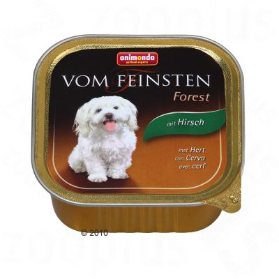 Animonda vom Feinsten Forest  24 x 150 g