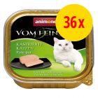 Animonda vom Feinsten für kastrierte Katzen 36 x 100 g