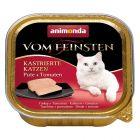 Animonda vom Feinsten kasztrált macskáknak 6 x 100 g