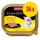 Animonda vom Feinsten Kitten 36 x 100 g