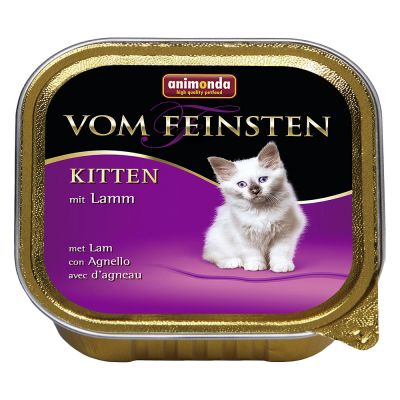 Animonda vom Feinsten Kitten 6 x 100g pour chaton