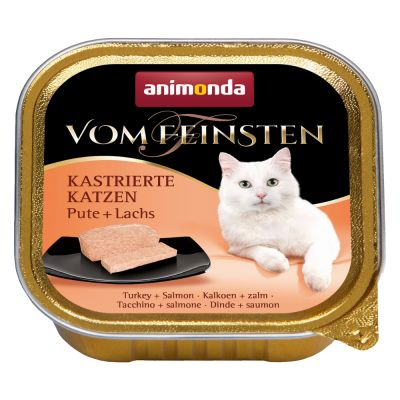 Animonda vom Feinsten Light Sterilized 72 x 100 g