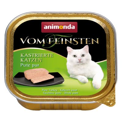 Animonda vom Feinsten Neutered Cats Multibuy 12 x 100g