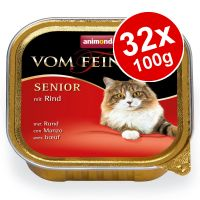 Animonda vom Feinsten Senior Mixed Pack 32 x 100g