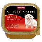 Animonda vom Feinsten Senior 6 x 150 g pour chien âgé
