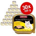 Πακέτο Προσφοράς Animonda vom Feinsten Sterilised  30 x 100 g