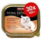 Экономупаковка Animonda vom Feinsten для стерилизованных кошек 30 x 100 г
