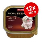 Animonda vom Feinsten 12 x 150 g - Pack Ahorro