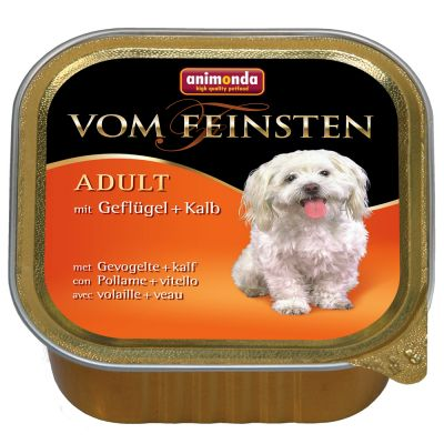 Animonda Vom Feinsten 22 x 150 g - Pack misto