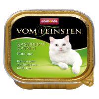 Animonda vom Feinsten 6 x 100g pour chat stérilisé