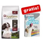 Applaws 7,5 kg + Briantos Ice Cream, 4 smaki gratis!