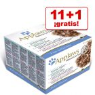 Applaws Adult 12 x 70 g pack mixto en oferta: 11 + 1  ¡gratis!