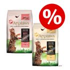 Applaws Adult pienso para gatos 2 x 400 g ¡con gran descuento!