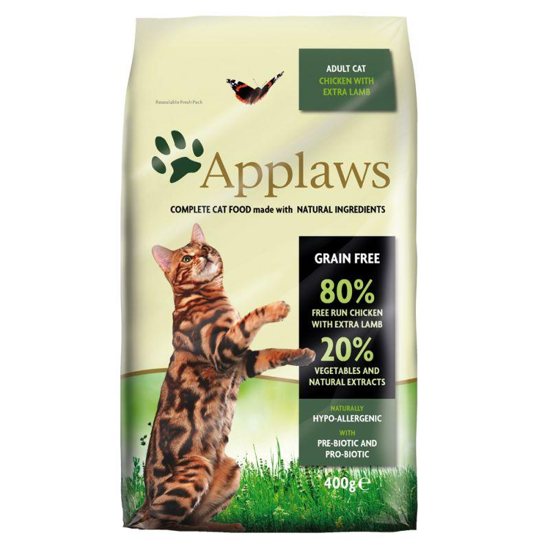 Applaws Adult Chicken & Lamb - spannmålsfritt