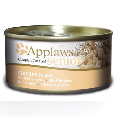 Applaws Adult Conserve în gelatină 6 x 70 g