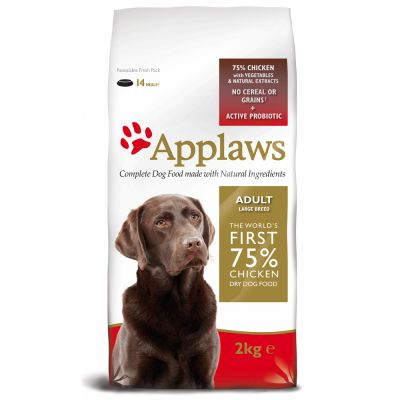 Applaws Adult Large Breed - Kip Hondenvoer