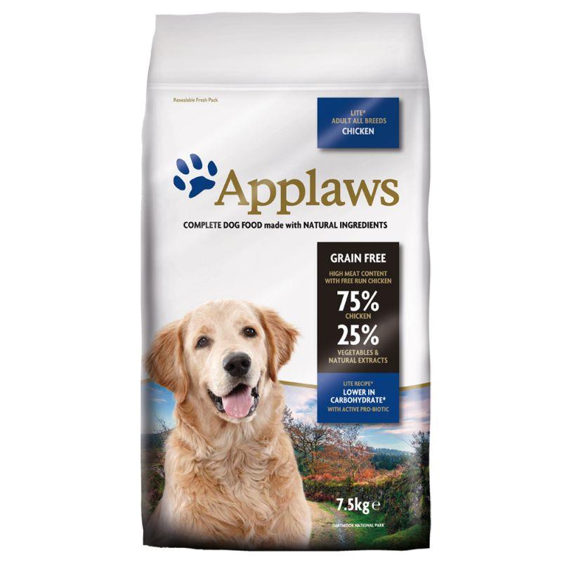 Applaws Adult Light con pollo para perros