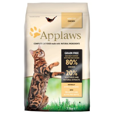 Applaws Adult Naturally Hypoallergenic con pollo para gatos