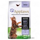 Applaws Adult Naturally Hypoallergenic con pollo y pato para gatos