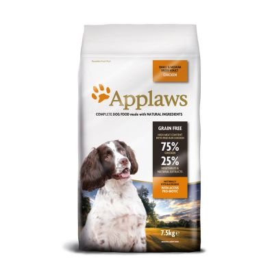 Applaws Adult Small & Medium Breed - Chicken