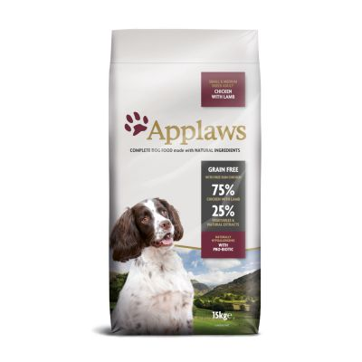 Applaws Adult Small & Medium Breed - Chicken with Lamb