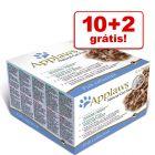 Applaws Adult 12 x 70 g pack misto em promoção: 10 + 2 grátis!