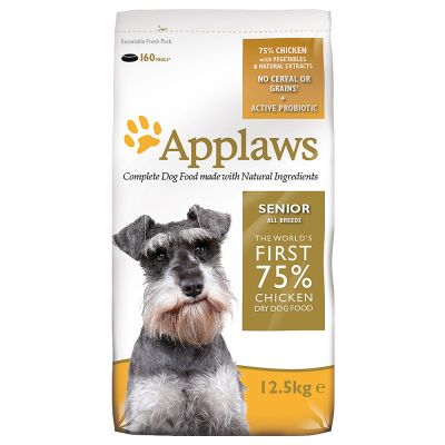 Applaws All Breed Senior, kurczak