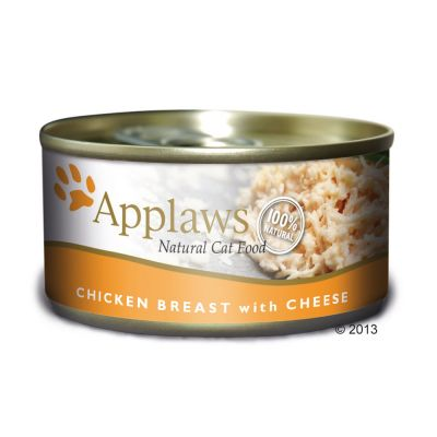 Applaws Cat Food Cans 156g - Tuna / Fish in Broth