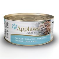 Applaws Cat Food Cans 70g - Tuna / Fish in Broth