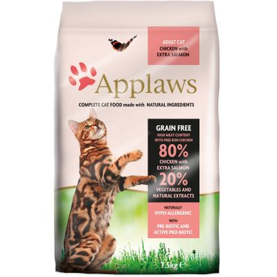Applaws Cat Food Economy Packs 2 x 7.5kg