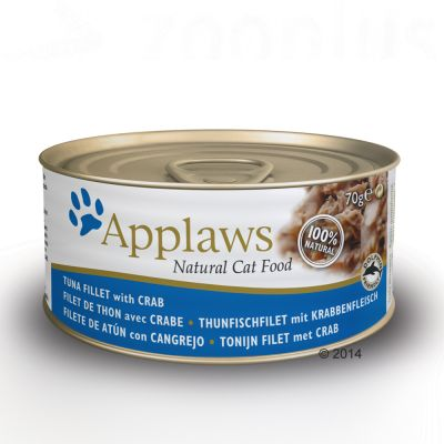Applaws Cat Food 70g - Tuna / Fish