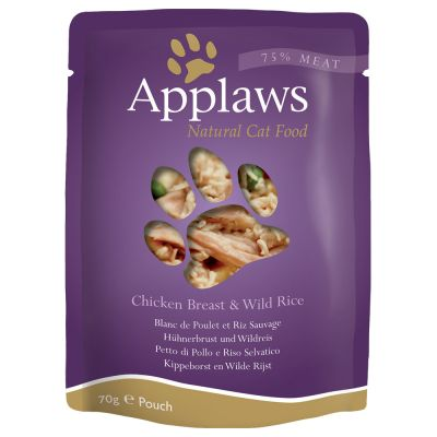 Applaws Cat Food Pouches