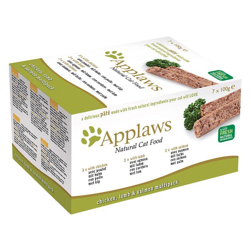 Applaws Cat Paté kattmat - spannmålsfritt