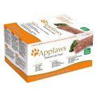 Applaws Cat Paté mešano pakiranje 7 x 100 g
