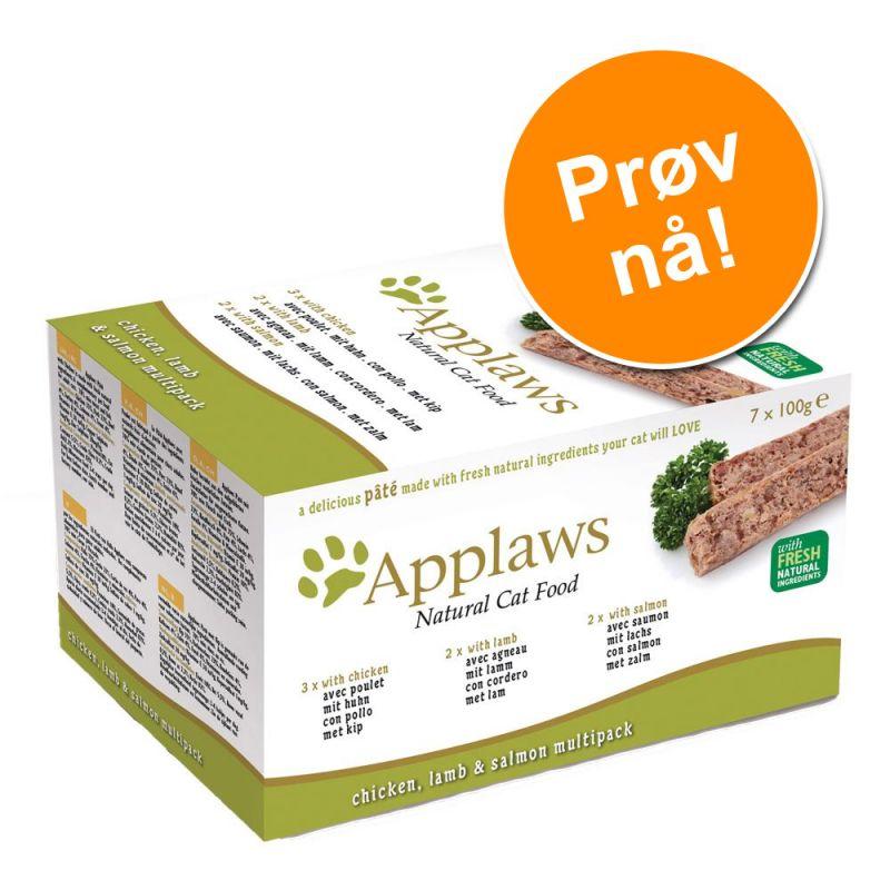 Applaws Cat Paté Prøvepakke