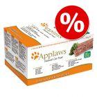 Applaws Cat Paté -säästöpakkaus 28 x 100 g