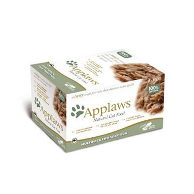 Applaws Cat Pot Multipack Selection 8 x 60g