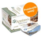 Applaws Cat Pot Selection poskusno pakiranje  8 x 60 g