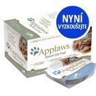 Applaws Cat Pot Selection zkušební balení 8 x 60 g
