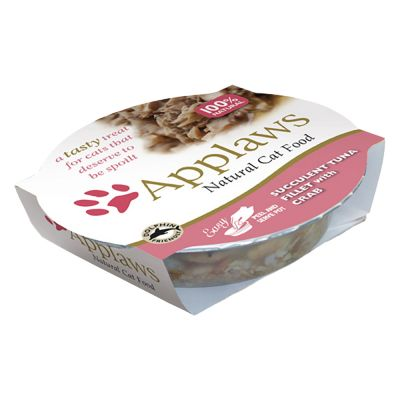 Applaws Cat Pot 10 x 60 g